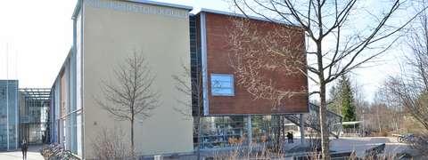 Kilonpuiston koulun rakennus