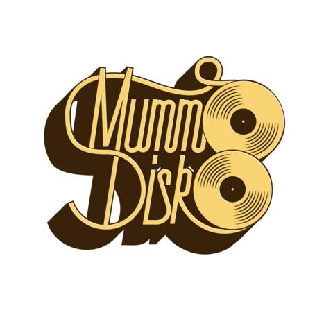 Mummodiskon logo.