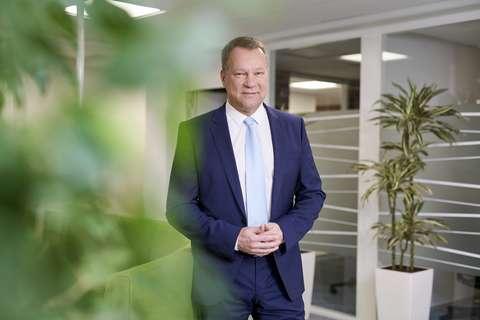 Kaupunginjohtaja Jukka Mäkelä.