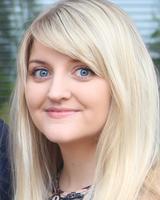 Kansainvälisten asioiden koordinaattori Hanna Eskelinen.