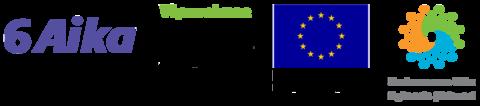 EAKR-hankkeen logot
